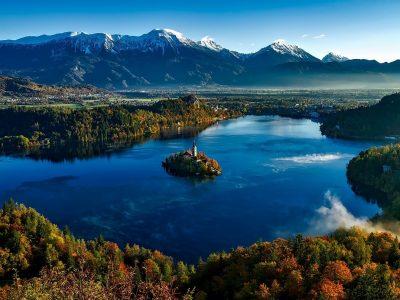 El Lago Bled: un paraíso en medio de Eslovenia