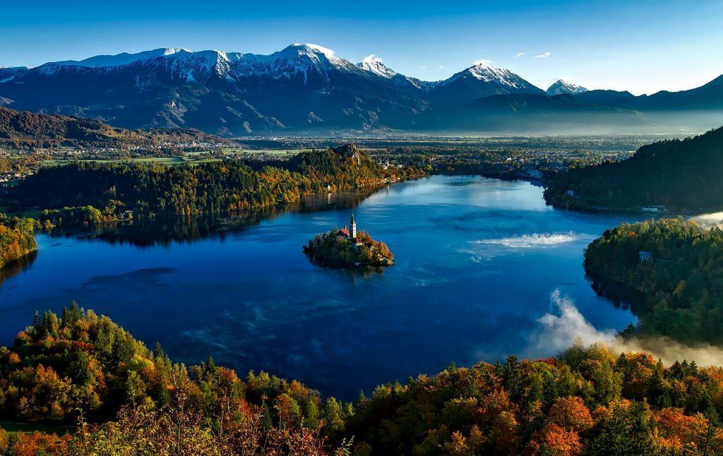 lago bled eslovenia
