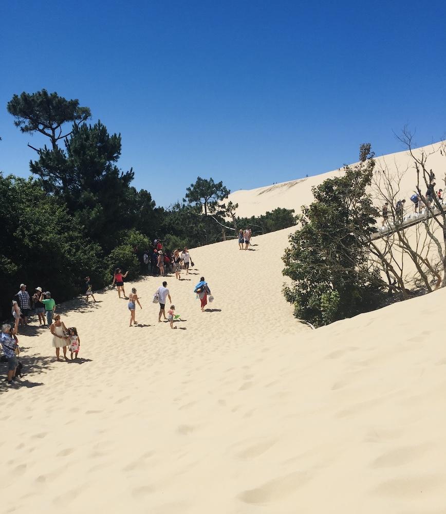 duna de pilat francia