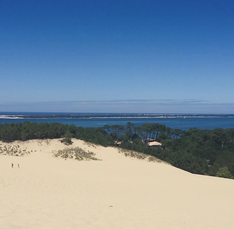 dune de pilat francia guia