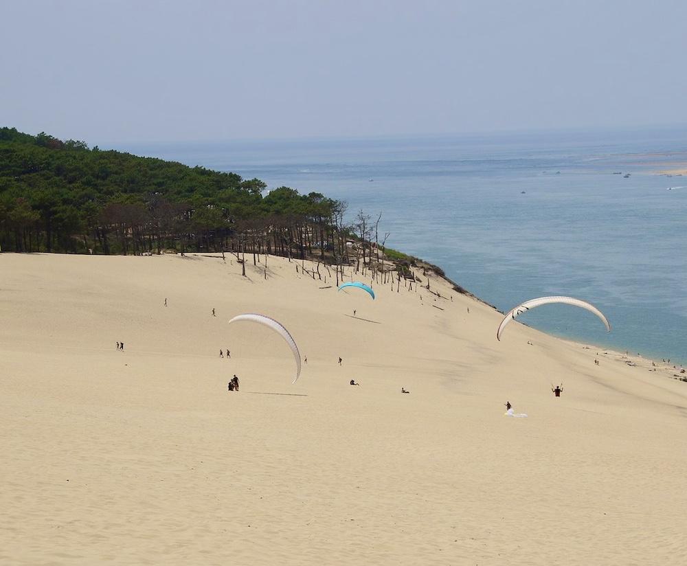 las dunas de pilat