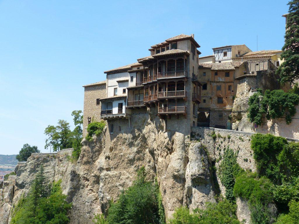 monumentos declarados patrimonio de la humanidad en españa