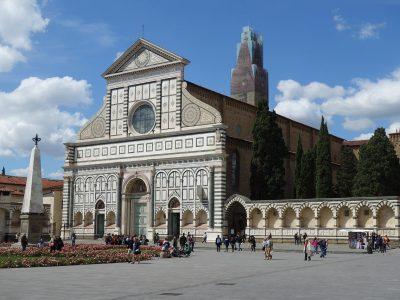 Santa Maria Novella: la iglesia más bonita de Florencia