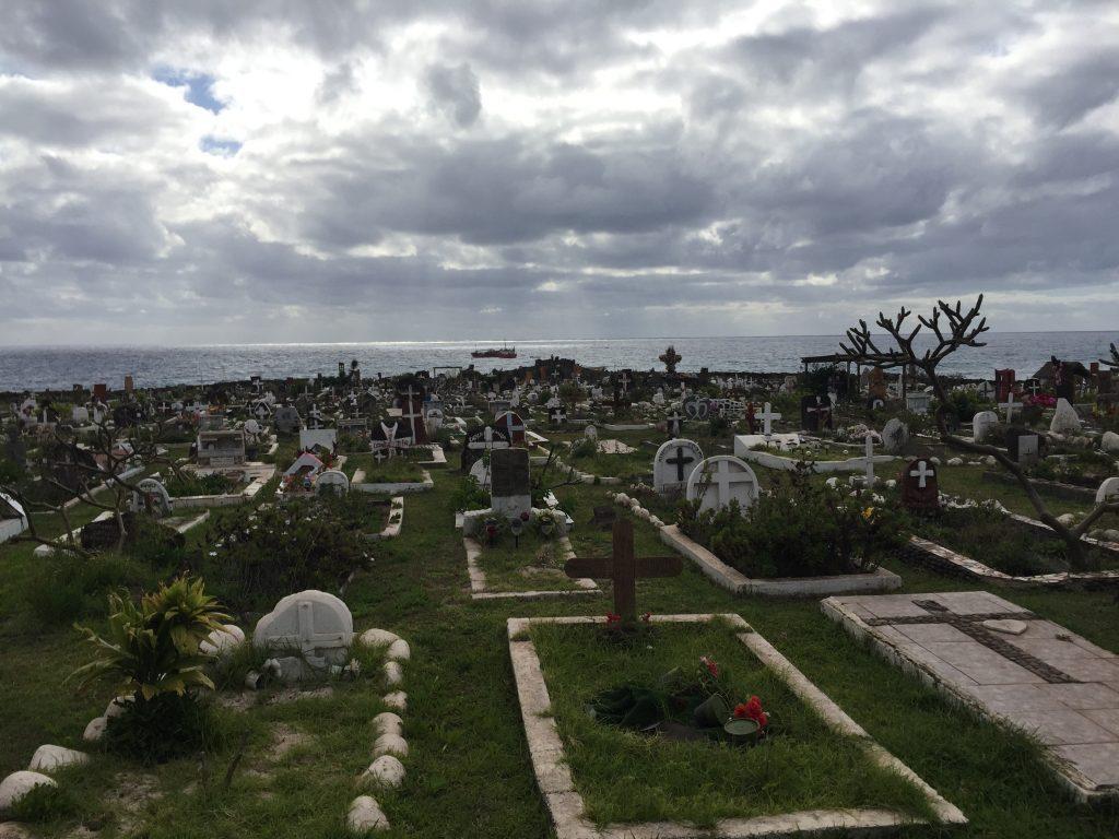 hanga roa cementerio