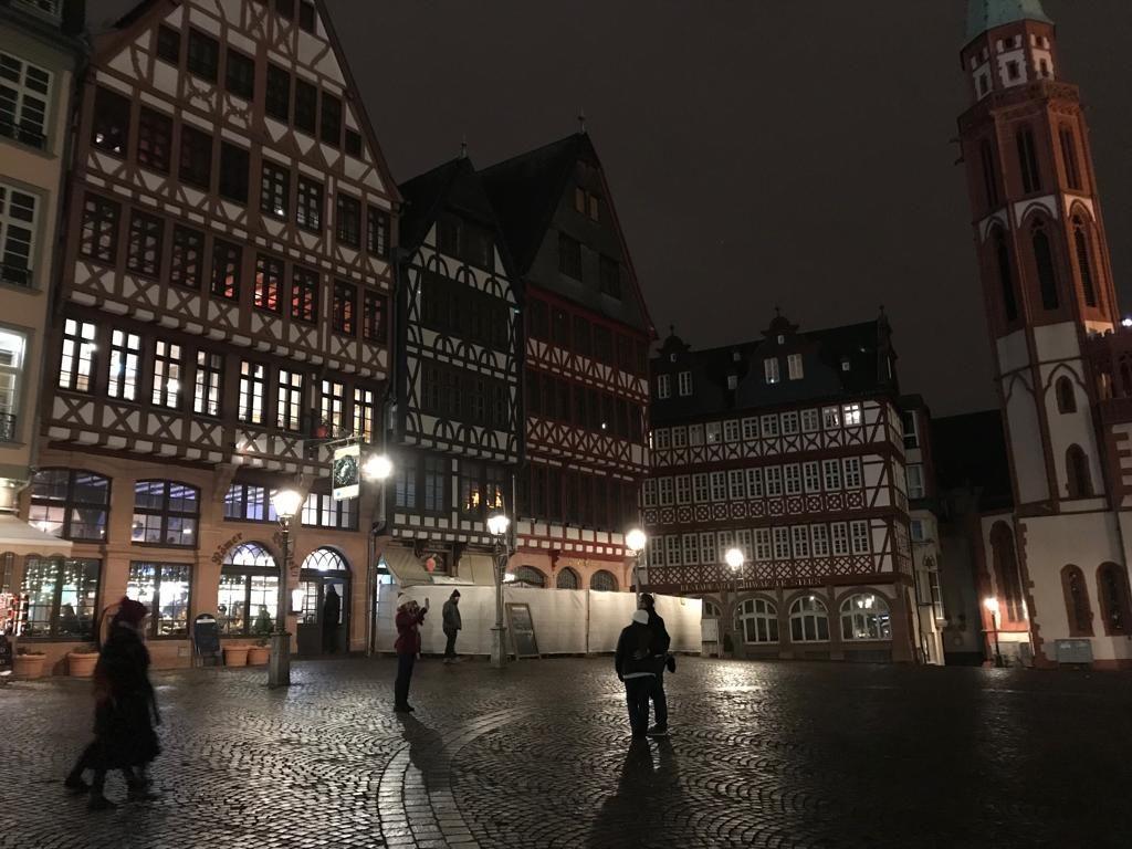 que hacer y ver en frankfurt