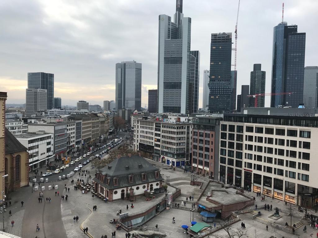 que ver en frankfurt y alrededores