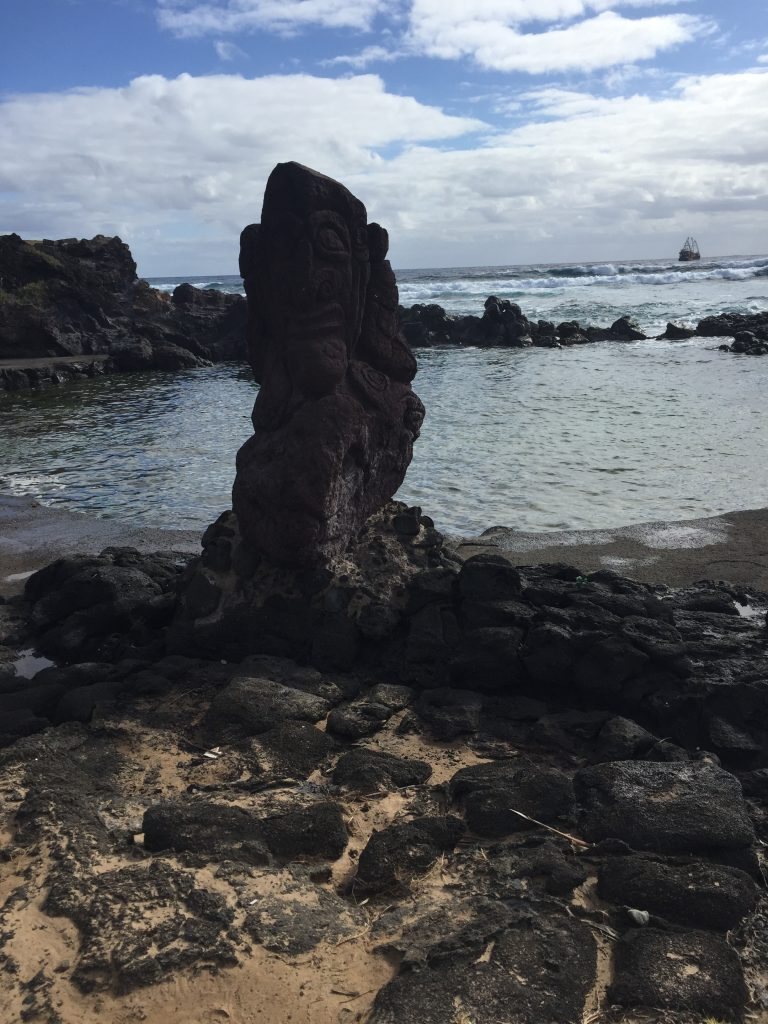 que ver en hanga roa playa poko poko