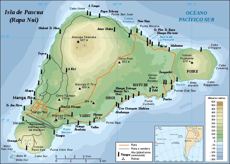 vuelos baratos a la isla de pascua desde chile
