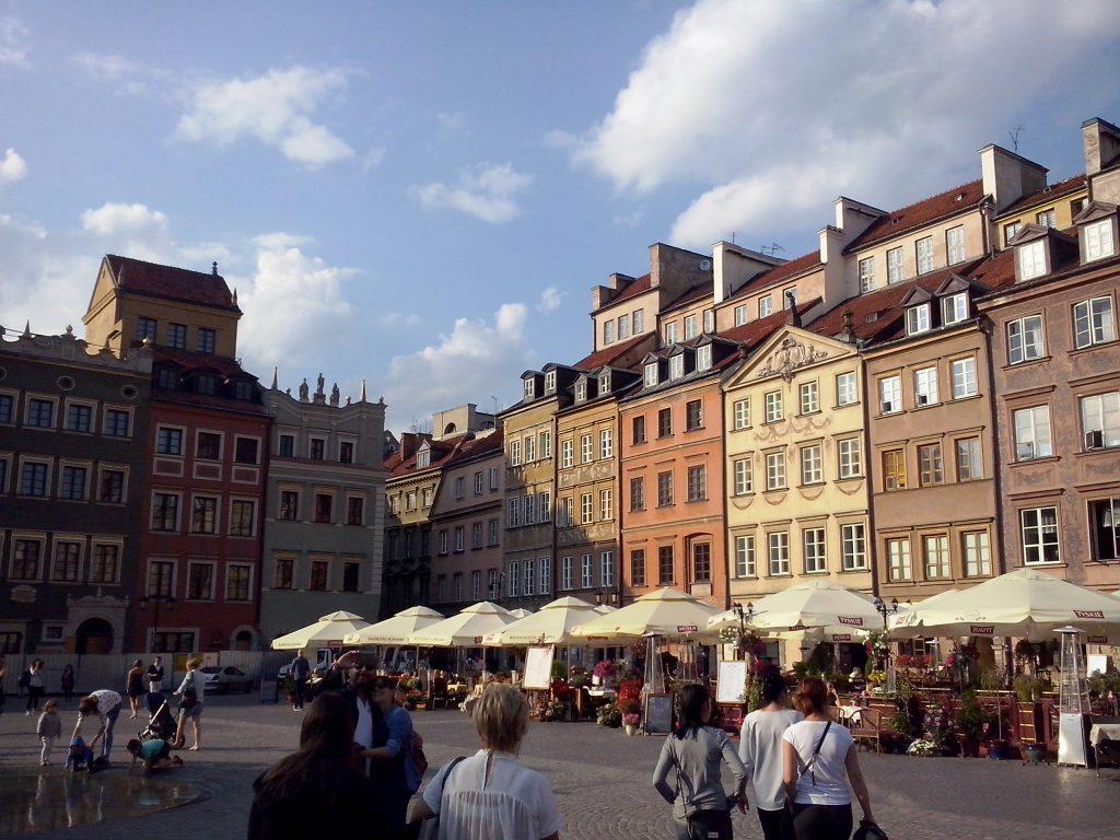 10 cosas que ver en Varsovia