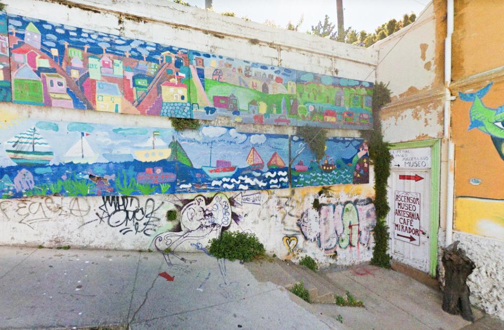 murales de valparaiso