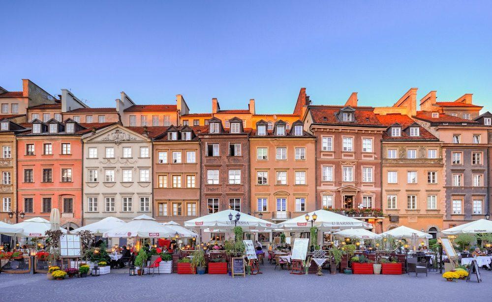 que ver en Varsovia polonia