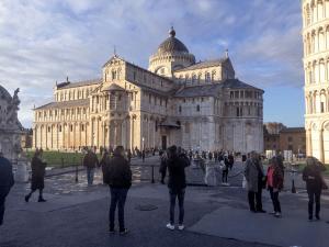 Que ver en Pisa (Italia) en un día