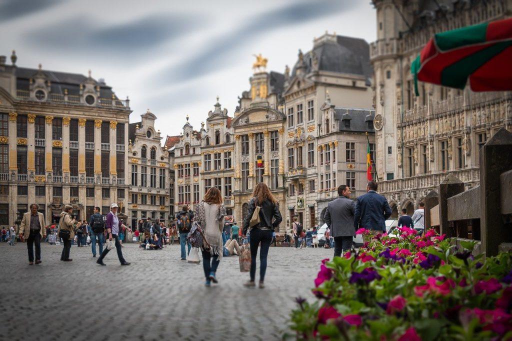 free tour bruselas castellano