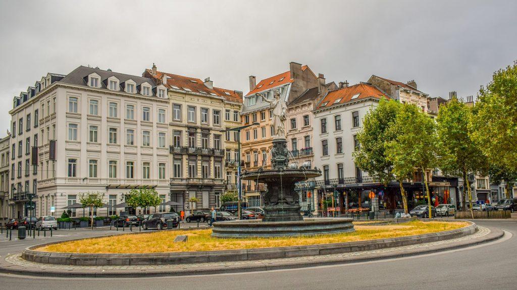 free tour bruselas español