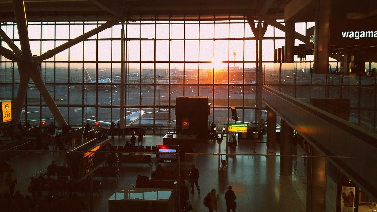como ir del aeropuerto de heathrow a Londres