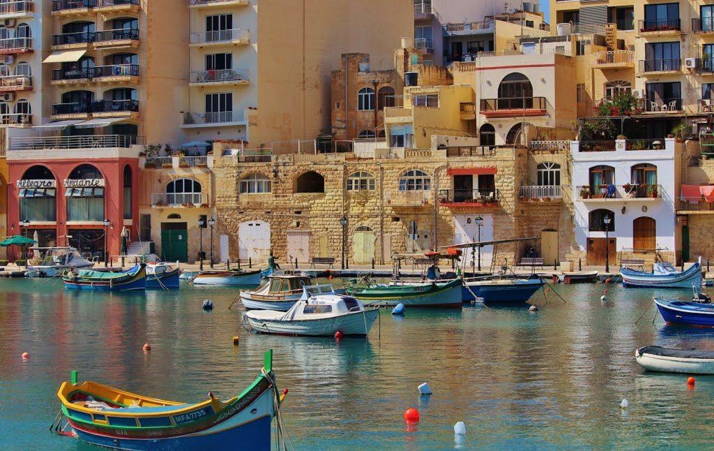 como ir del aeropuerto de malta a malta