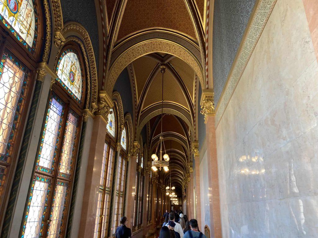 horarios parlamento budapest