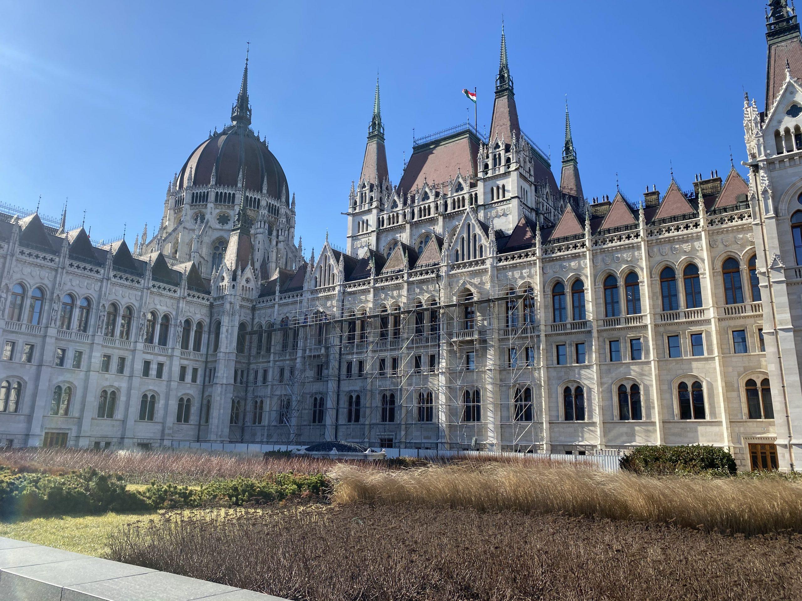 parlamento de budapest entradas horarios