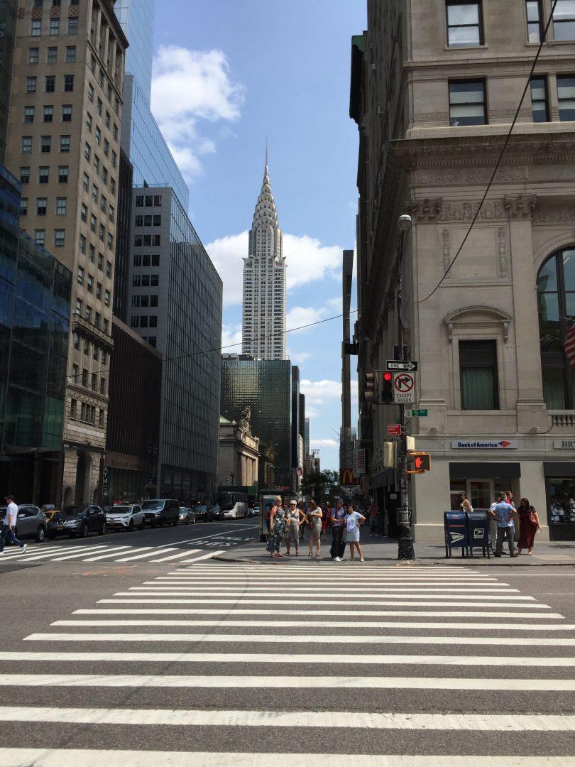 chyrsler rascacielos nueva york