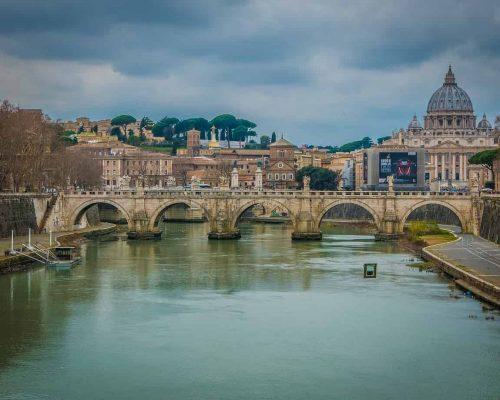 como ir del aeropuerto de Roma al centro