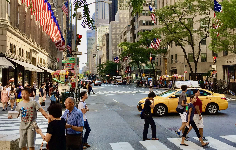 la quinta avenida fifth avenue que ver