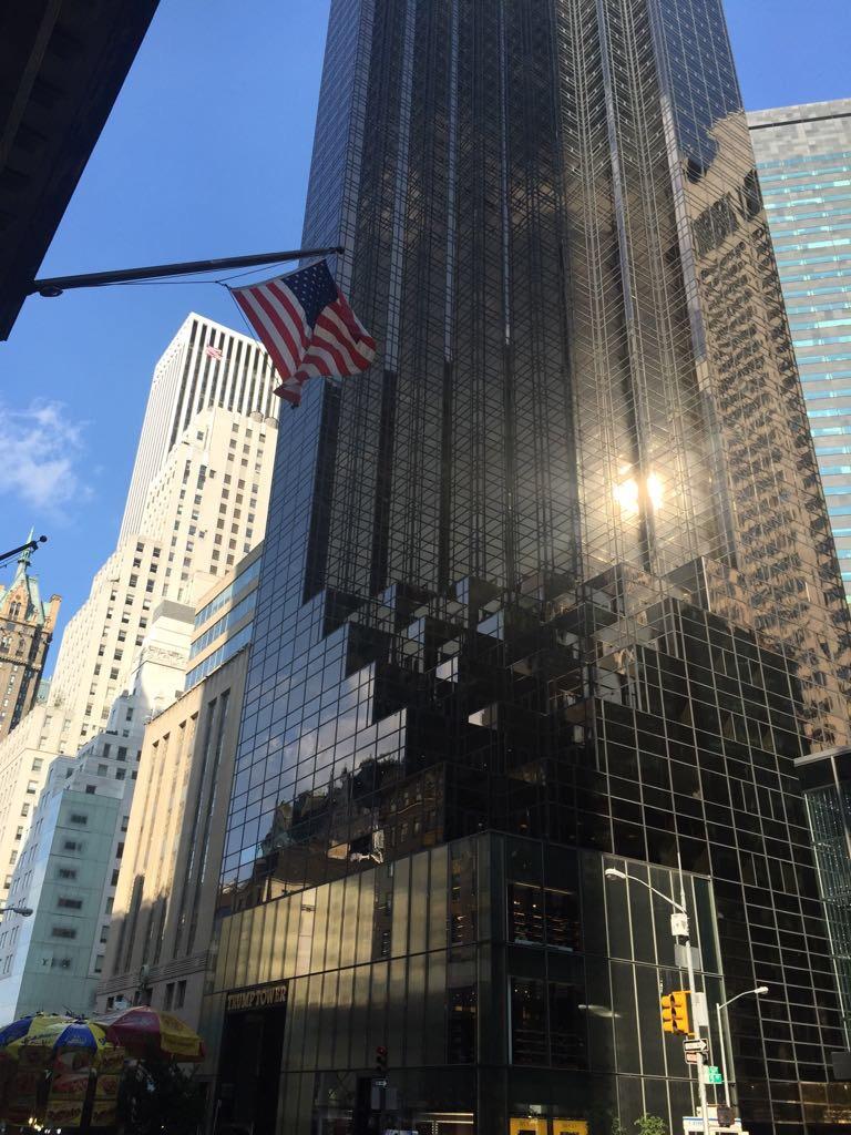 la quinta avenida nueva york