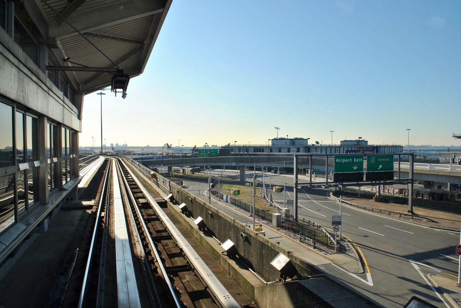 los aeropuertos de nueva york
