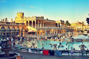 Los mejores balnearios y termas de Budapest (2020)
