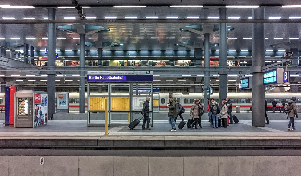 cómo ir del aeropuerto de berlin al centro
