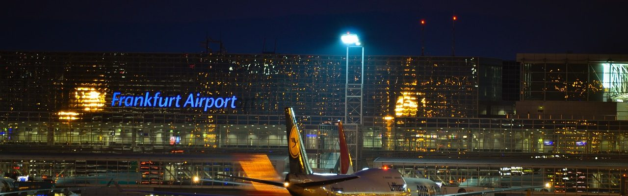 como ir del aeropuerto internacional de frankfurt al centro