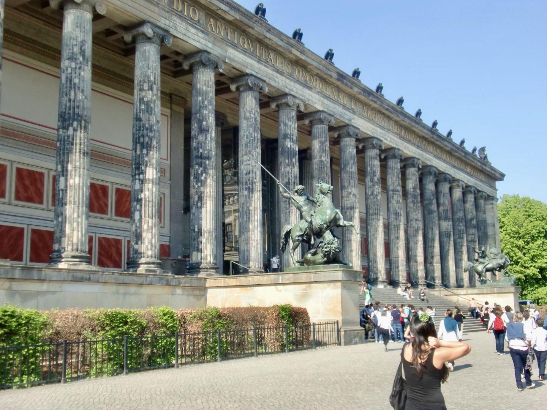 itinerario por berlin