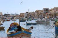 Marsaxlokk (Malta): el pueblo de pescadores más atractivo