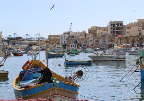 Marsaxlokk (Malta): el pueblo de pescadores por excelencia