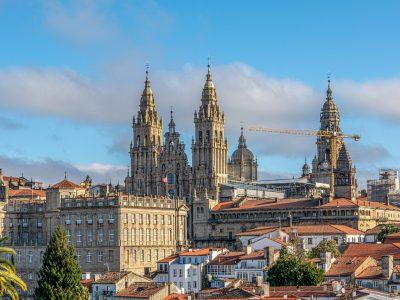 10 cosas que ver en Santiago de Compostela + Mapa (2021)