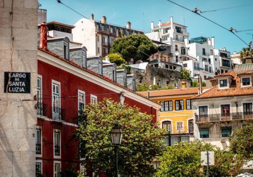 Los mejores barrios de Lisboa + Mapa: imprescindibles (2020)