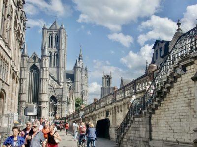 Cómo ir de Bruselas a Gante: tren, autobús y excursión (2021)