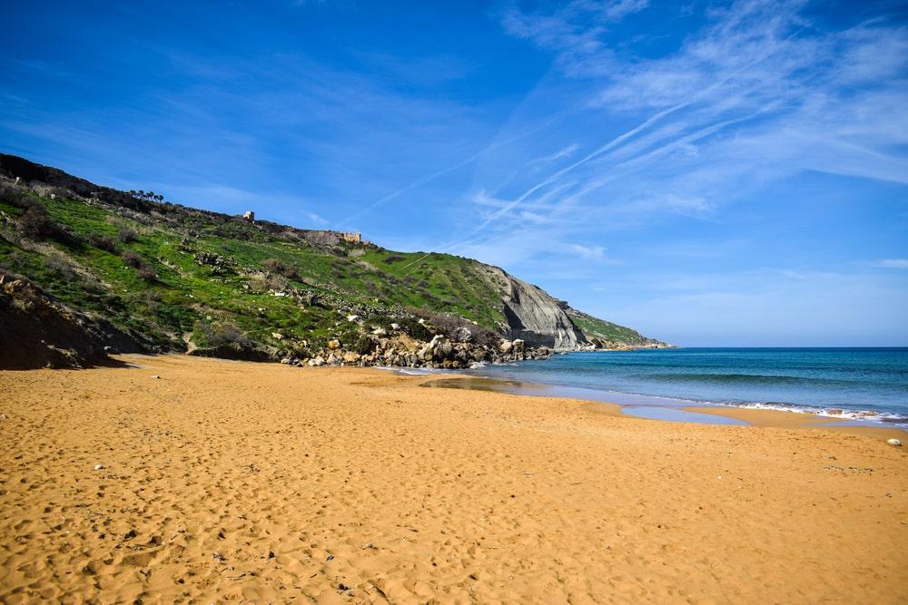 fotos de playas de malta