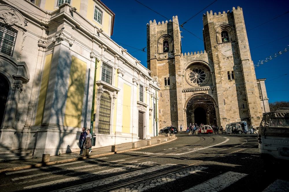 centro de lisboa portugal