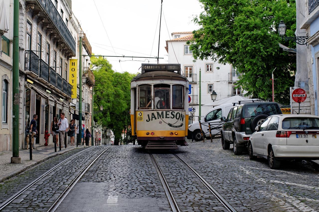 el centro de lisboa portugal