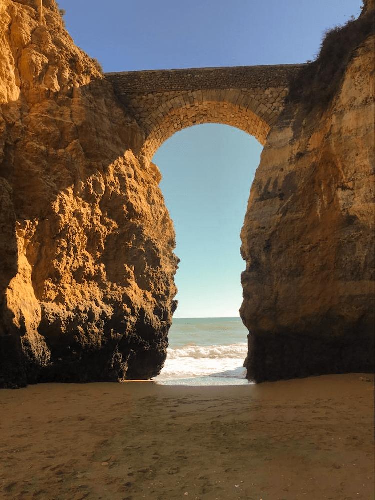 mejores playas algarve