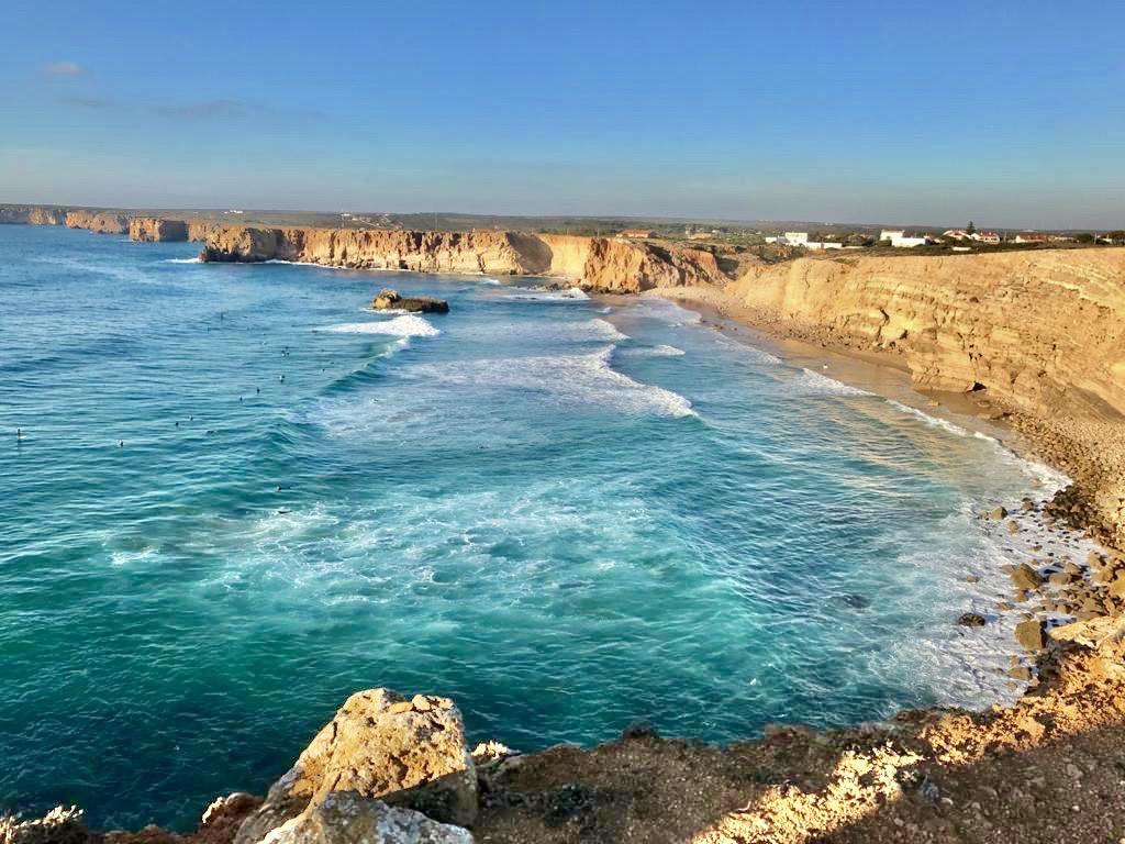 mejores playas del algarve de portugal