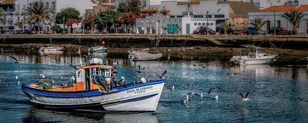 turismo algarve portugal guia viajes