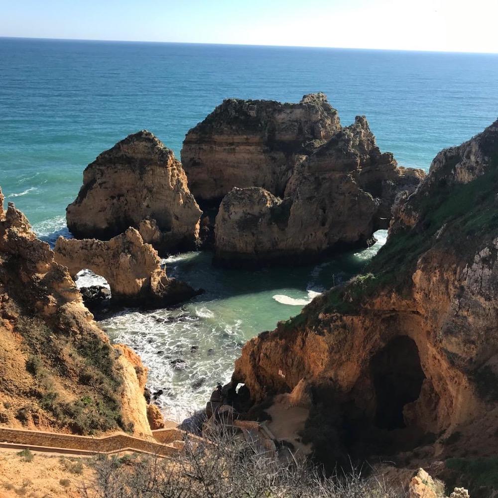 turismo algarve portugal