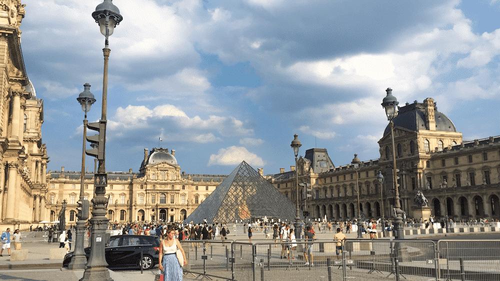 de monumentos por paris