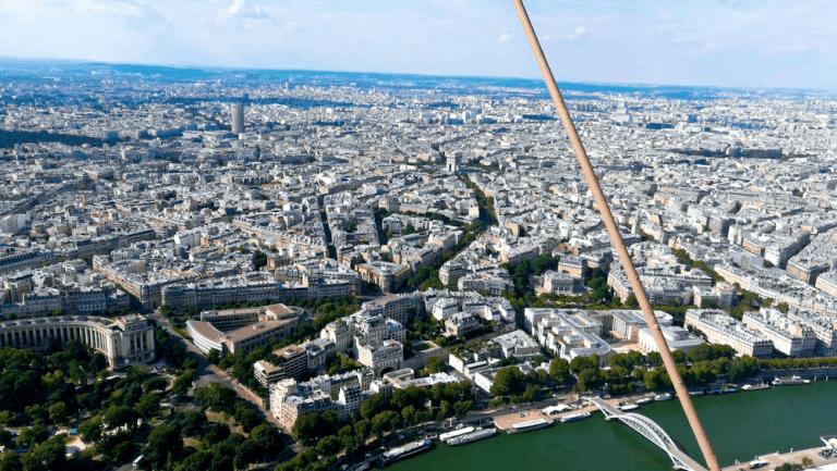 monumentos guia paris