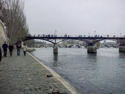 París en dos días: un fin de semana en la capital de Francia (2021)