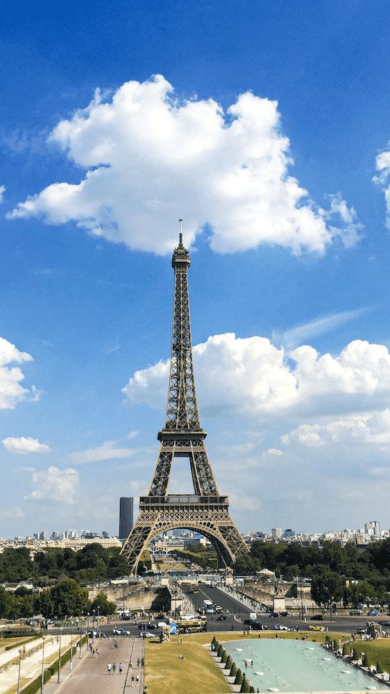 paris monumentos