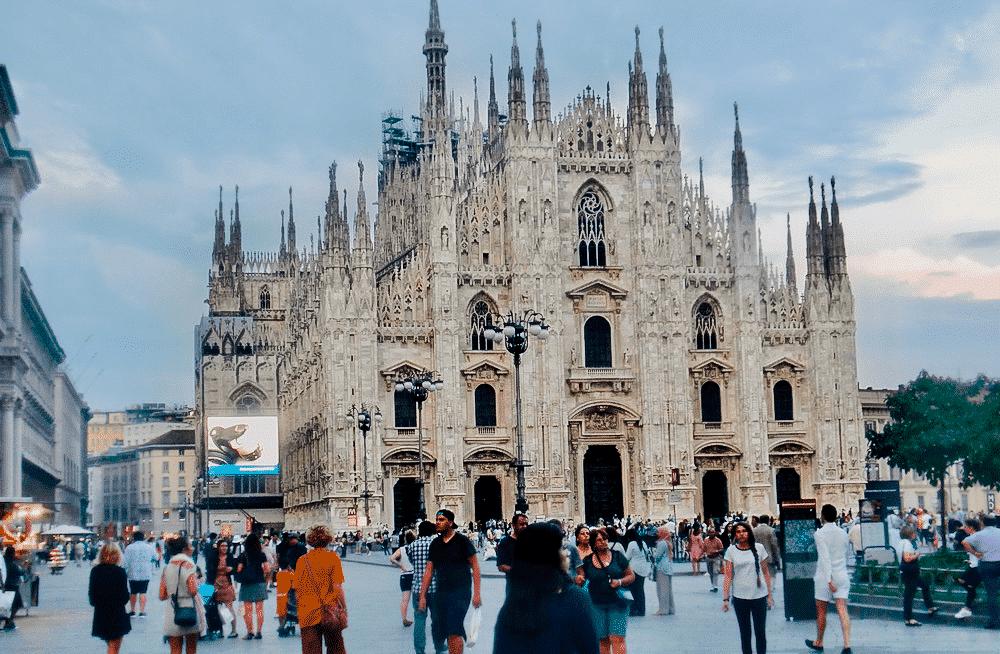 viajar a Milan
