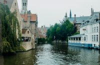 Cómo ir de Bruselas a Brujas: todas las alternativas (2021)