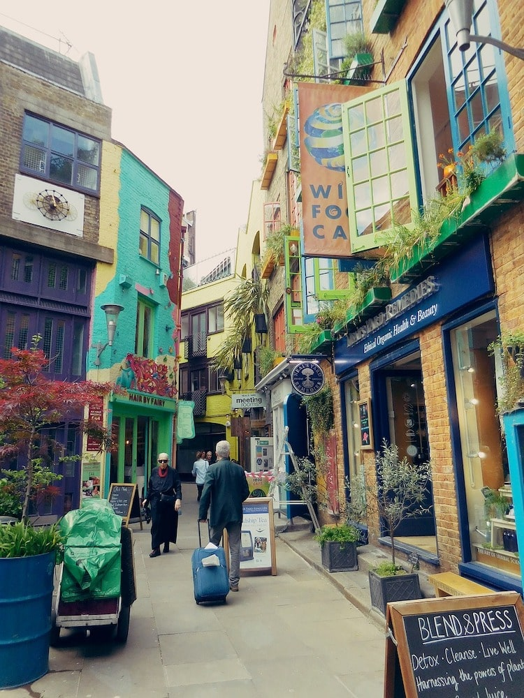 what to visit in london in 7 days